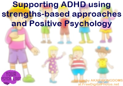 Your Psychology - ADHD
